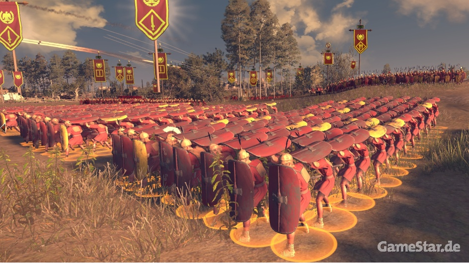 Why were the roman army so successful